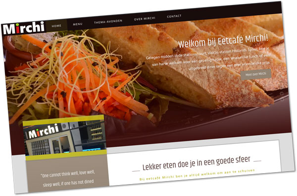 eetcafé website