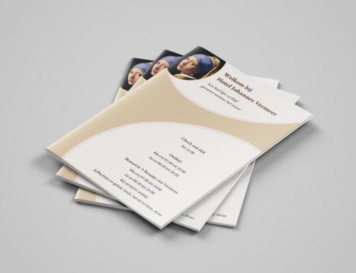 Brochure laten maken in Delft
