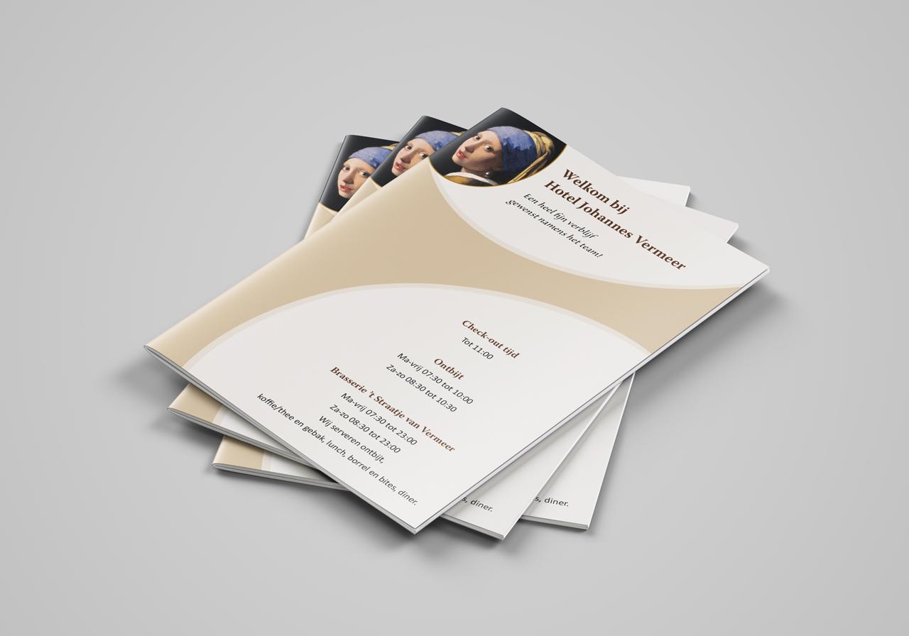 Grafisch ontwerper - Brochure laten ontwerpen in Delft - Miauw