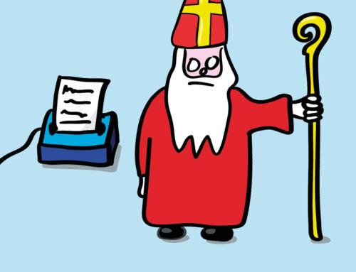 Sinterklaaskaarten – Sinterklaas postkaarten